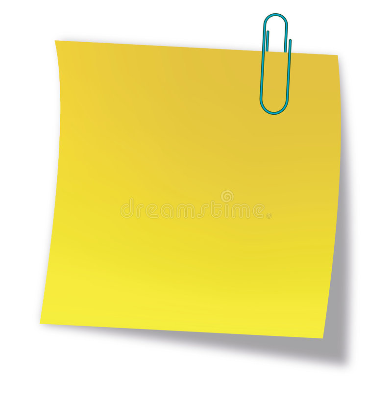 Free Note Paper Royalty Free Stock Image - 2091256