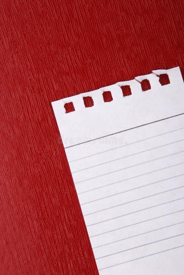 Download Note paper stock image. Image of holder, line, ruled, letter - 3438467