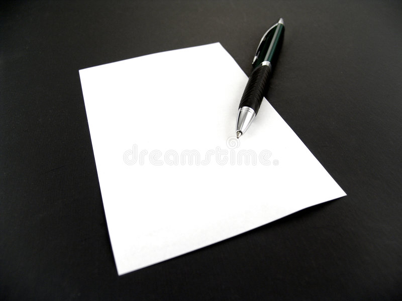 Download Note Paper Royalty Free Stock Images - Image: 4348099