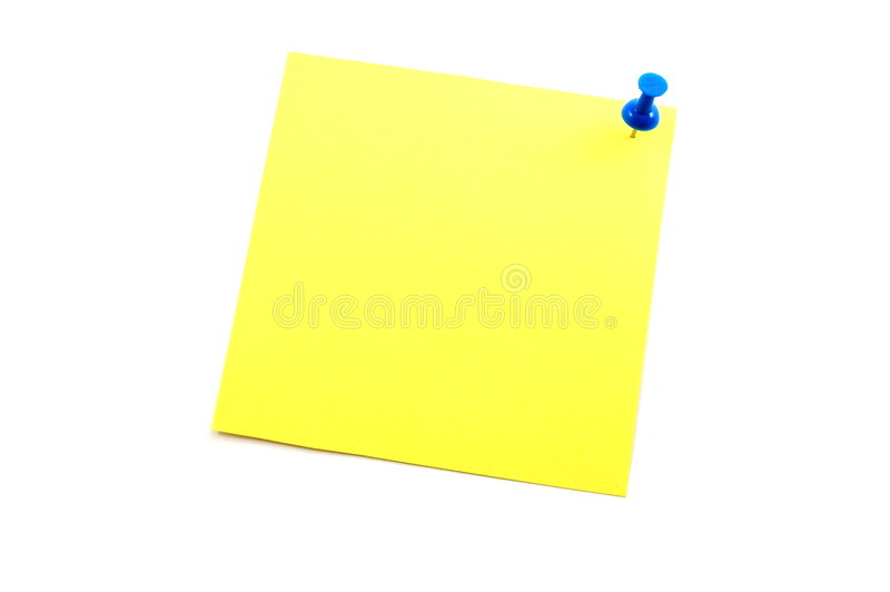 Download Note paper stock photo. Image of board, office, notation - 6421392