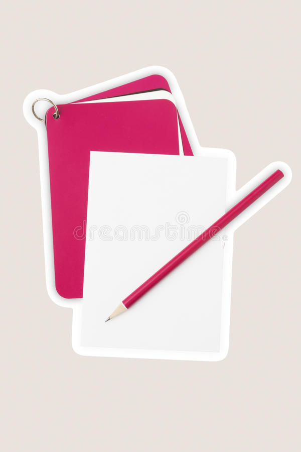 Download Note paper stock photo. Image of type, workspace, pink - 31406946