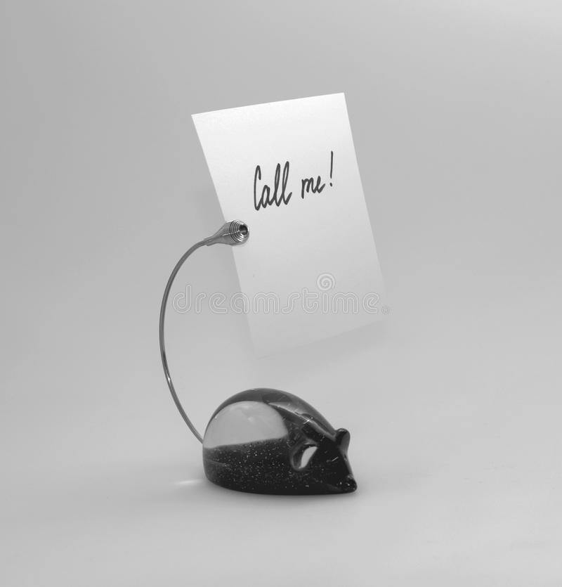 Download Note-paper holder stock photo. Image of note, holder - 26936142