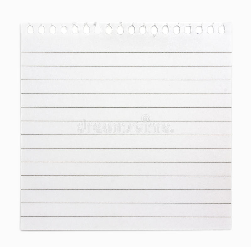 Download Notebook stock photo. Image of paper, lined, lines, object - 13657390