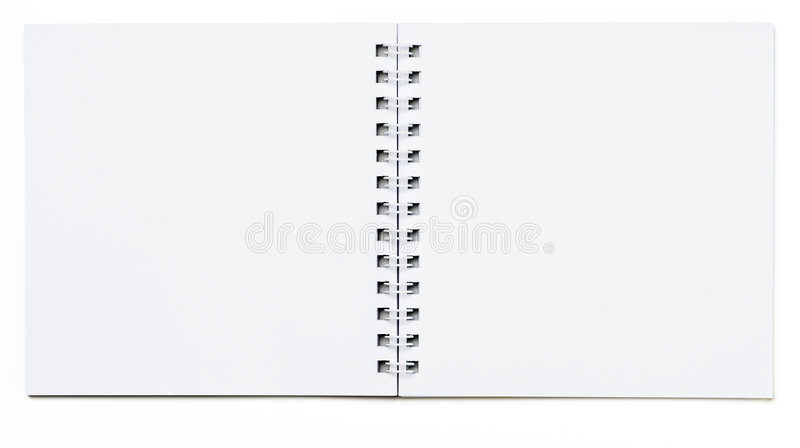 Download Notebook stock photo. Image of notebook, blank, pages - 2300132