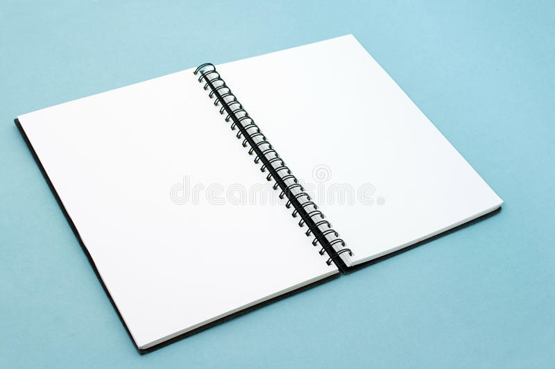 Download Notebook stock image. Image of sketchbook, background - 23400517