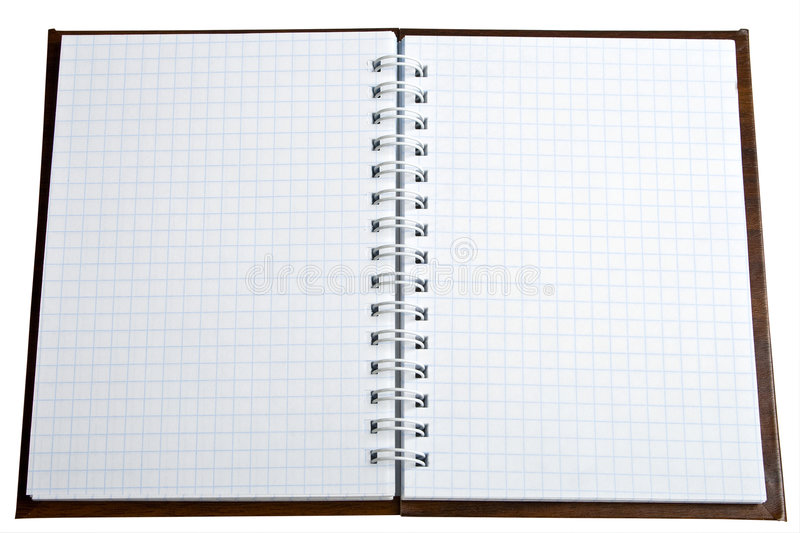 Notebook. royalty free stock images