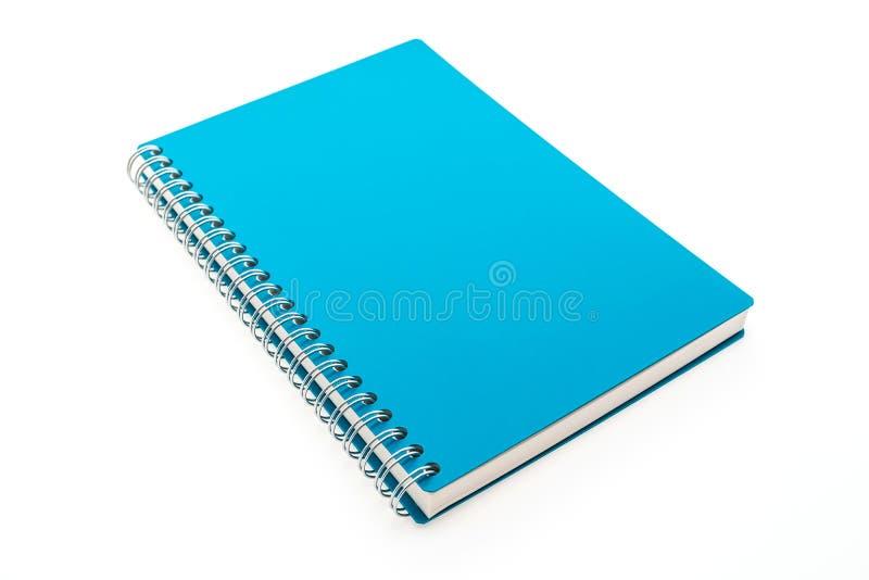 Notebook stock photo