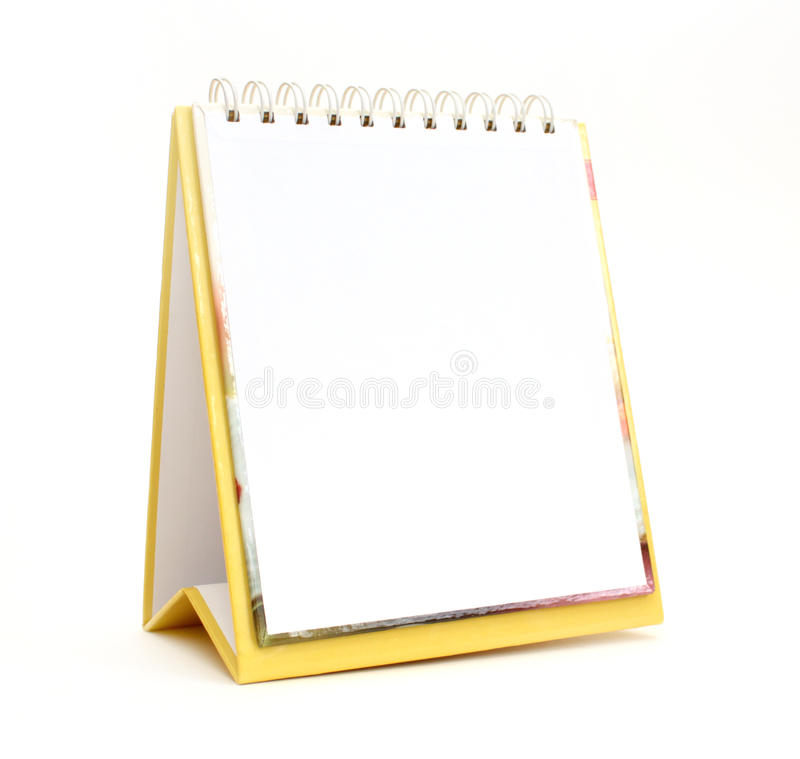 Download Notebook with empty pages stock image. Image of copy - 12926611