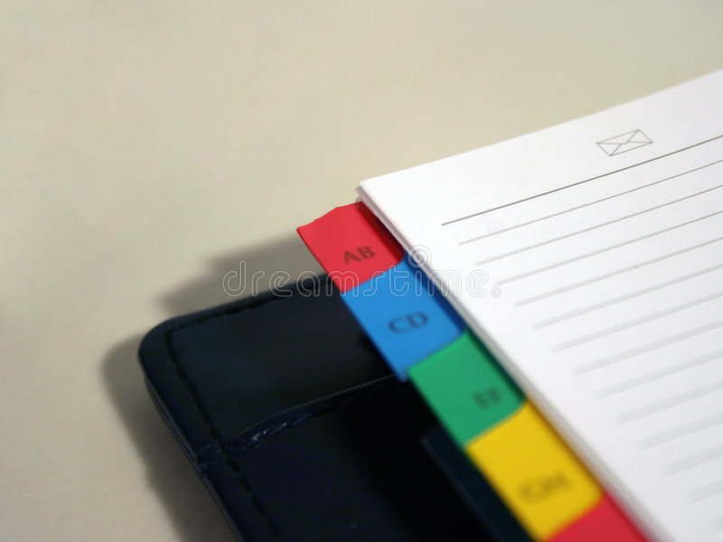 Download Notebook - mail stock photo. Image of writing, files, sheet - 60188