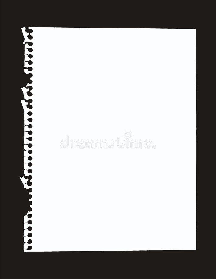 Free Notebook Paper Stock Photos - 4824843