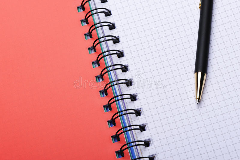 Download Notebook and pen stock image. Image of cell, open, objects - 12986651