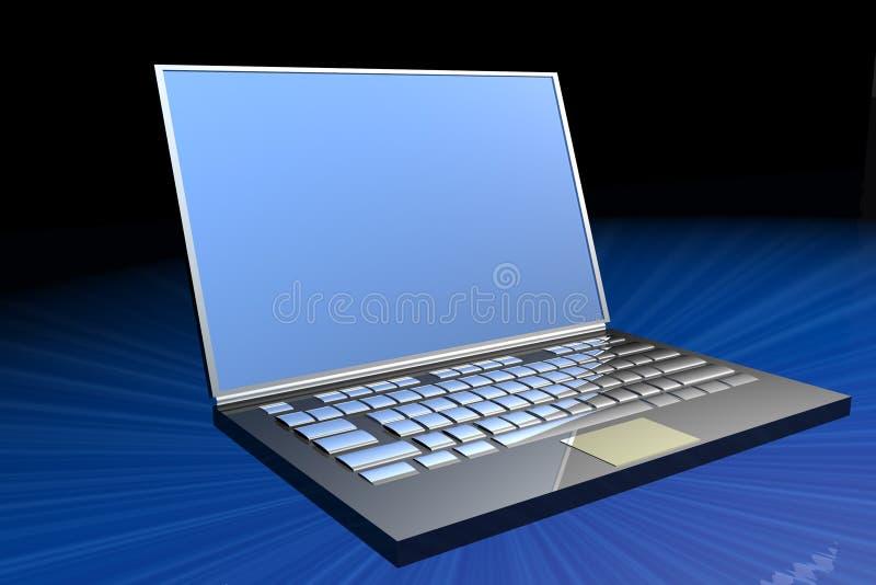 NoteBook2 ilustração stock
