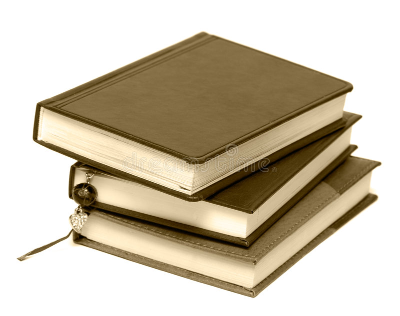 Notebooks with book-mark
