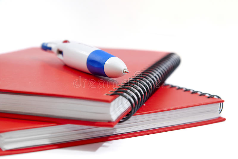 Download Notepad stock photo. Image of white, list, supplies, diary - 14506078