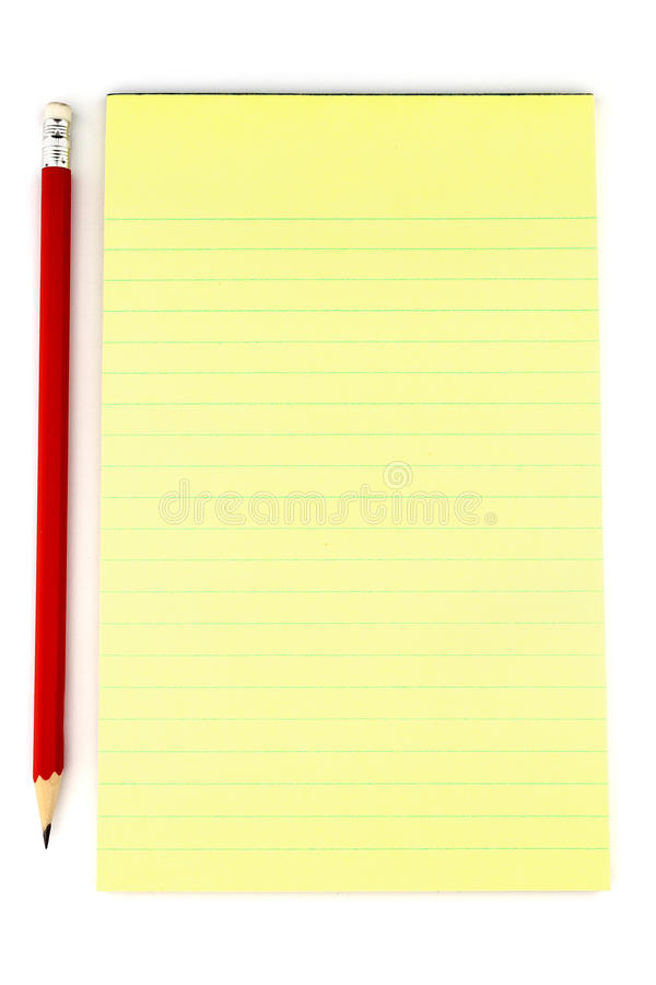 Download Notepad Royalty Free Stock Photography - Image: 24470067