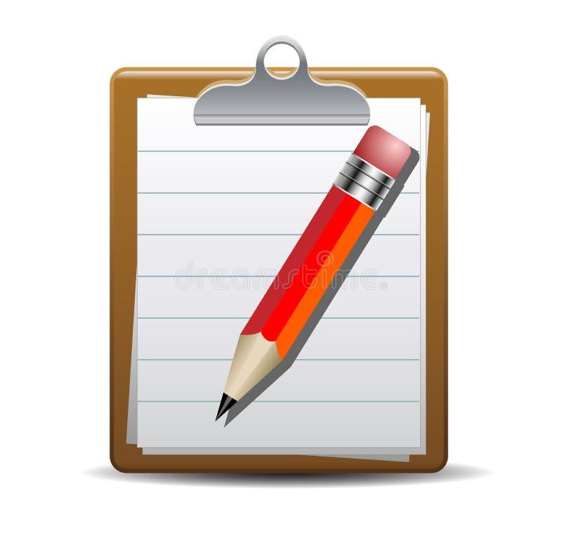 Notepad   ilustracji