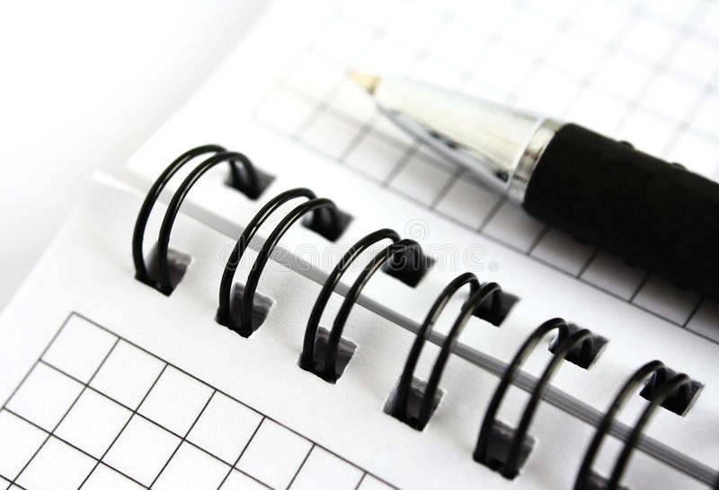 Download Notepad And Pen. Royalty Free Stock Image - Image: 22007346