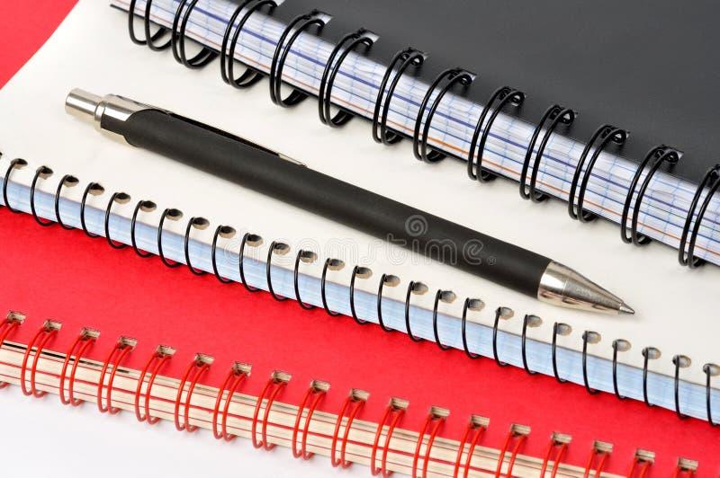 notepads zdjęcie stock