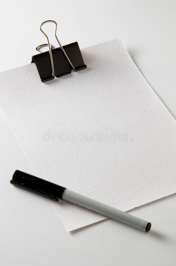 Download Notepaper stock photo. Image of cutout, notepaper, reminder - 22273898