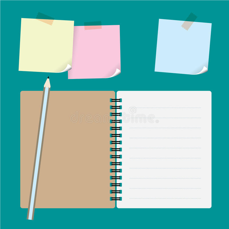 Free Notepaper Stock Images - 47756384