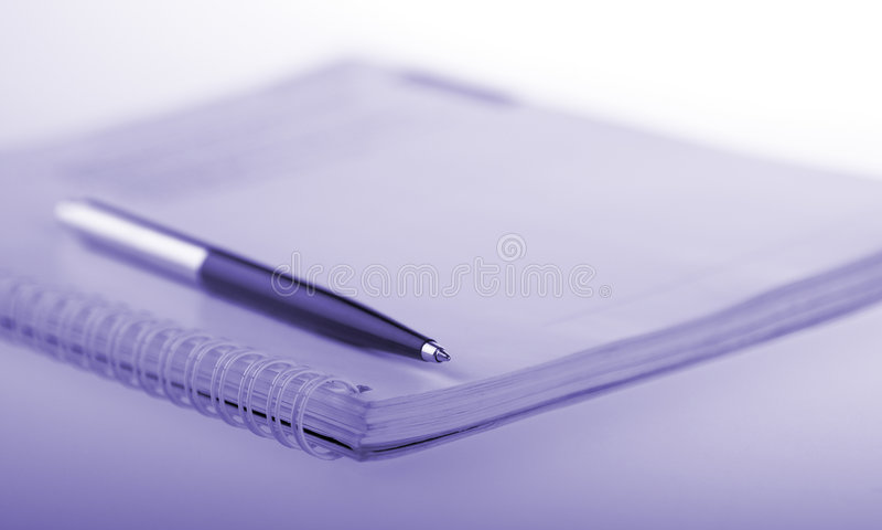 notes obraz royalty free