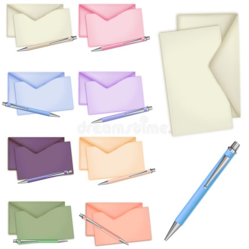 Download Notes stock illustration. Illustration of communication - 820599