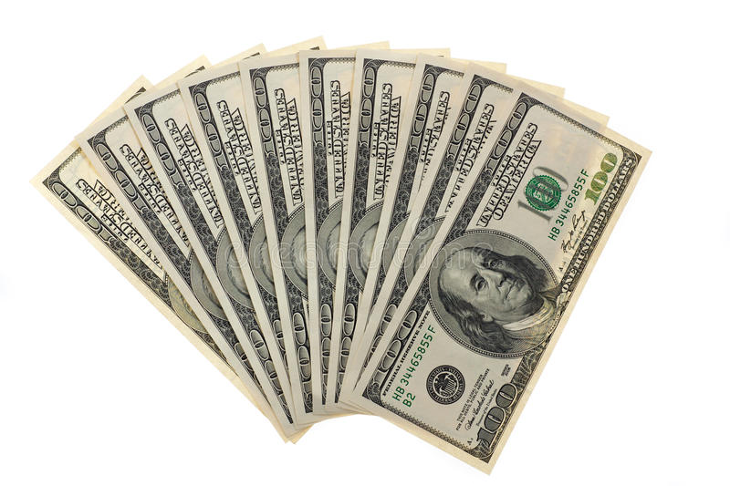 Download Notes from america. stock photo. Image of dollar, currency - 21841634