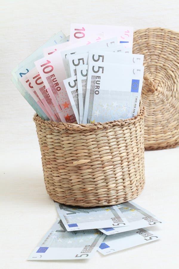 The Euro. stock photos