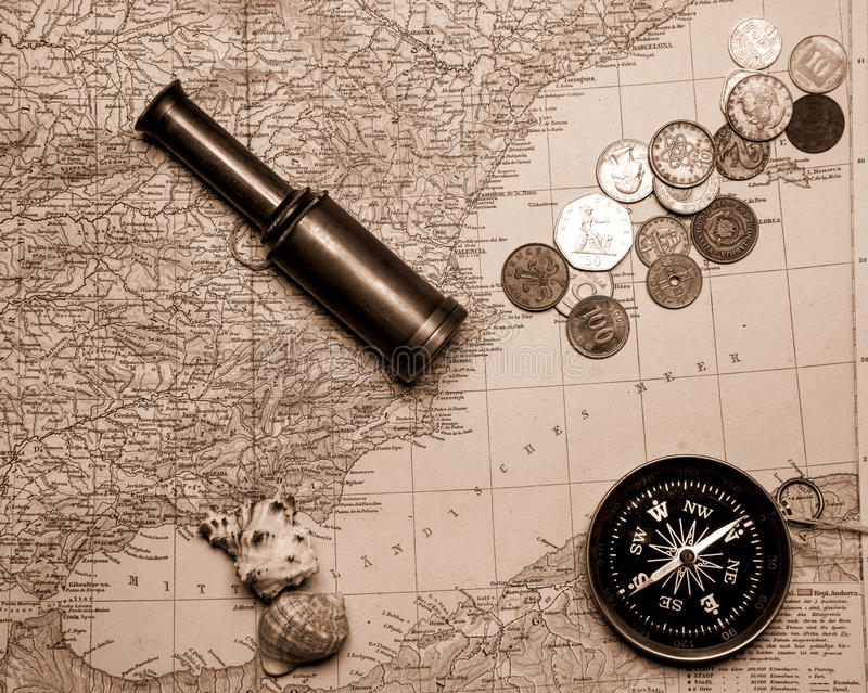 Download Notes For Marine Adventurer Stock Photo - Image: 40779973