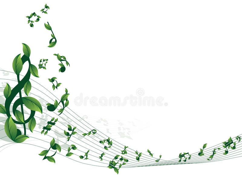 Download Notes staff stock vector. Image of conceptual, illustrations - 11594050