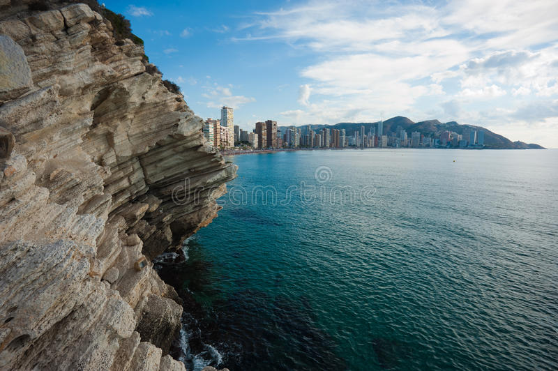 Download Nothern Benidorm Stock Photography - Image: 21795012