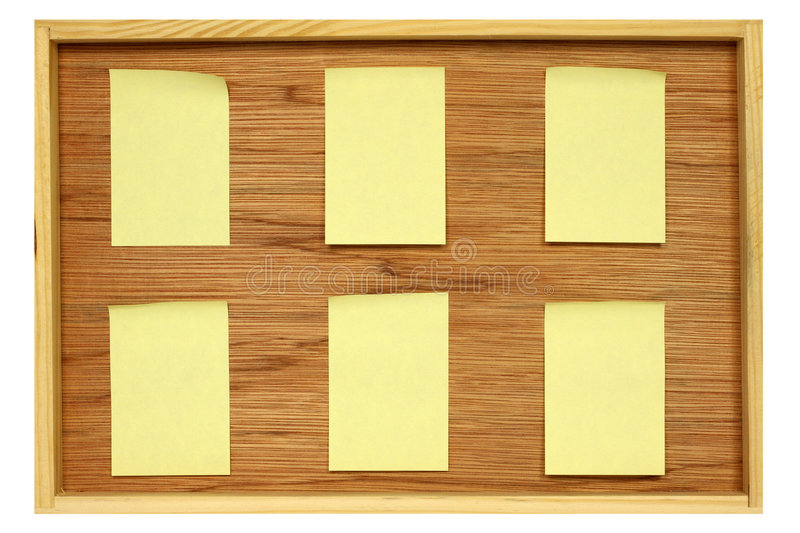 Download Notice board stock photo. Image of post, data, brown, office - 4374880