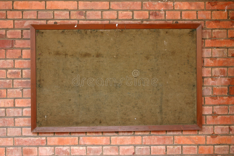 Notice Board stock images