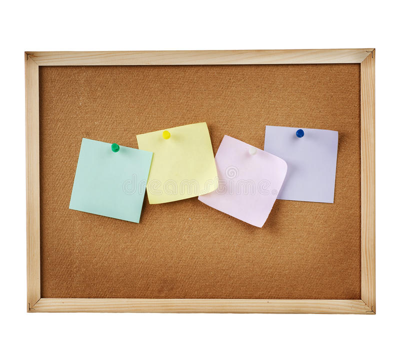 Download Notice paper stock photo. Image of notice, notify, paperclip - 15386276