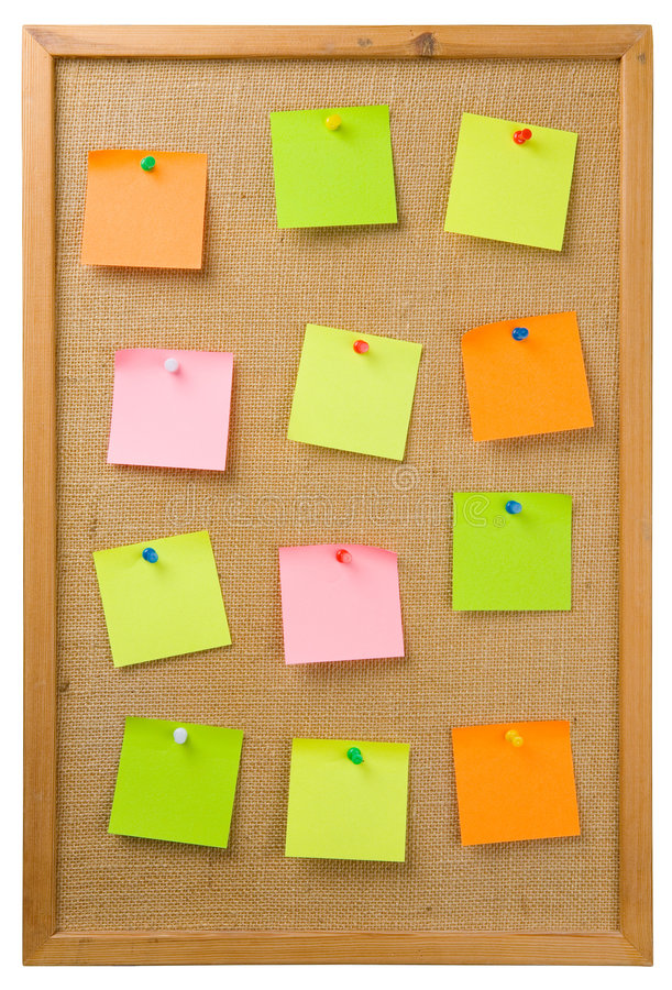 Free Noticeboard Royalty Free Stock Image - 2939176