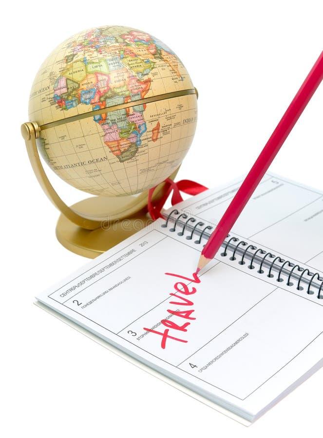 Download Notizbuch, Ein Bleistift Und Eine Kugel Auf Einem Weiß Stockbild - Bild von ausbildung, studie: 27726663