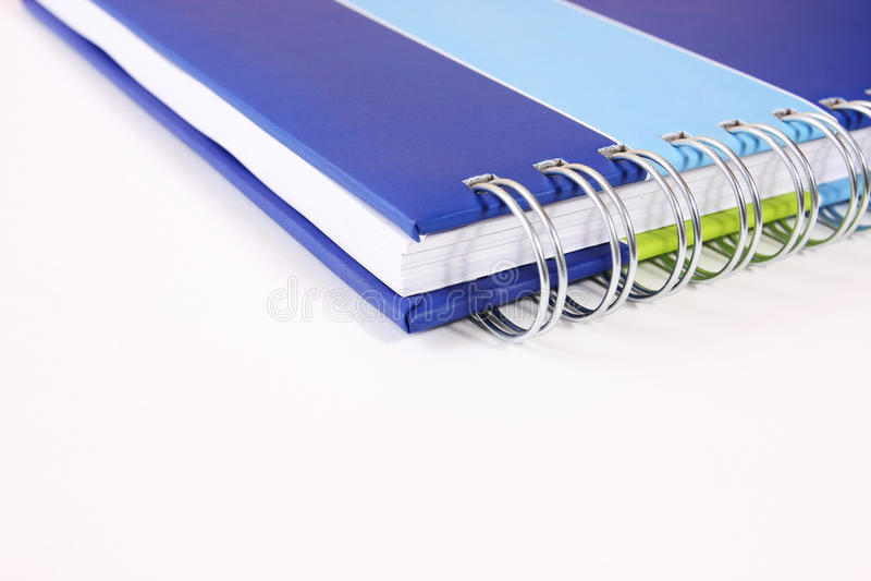 Notizbuchdetail lizenzfreies stockbild