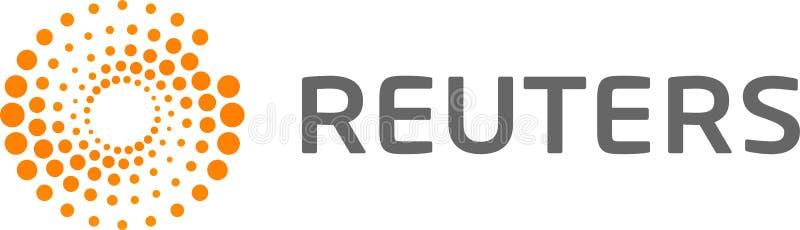 Notizie di logo di Reuters royalty illustrazione gratis