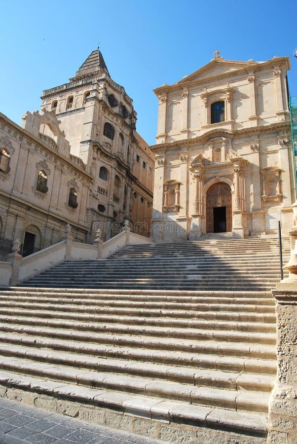 Download Noto Σικελία στοκ εικόνες. εικόνα από cathedral, μνημείο - 17059776