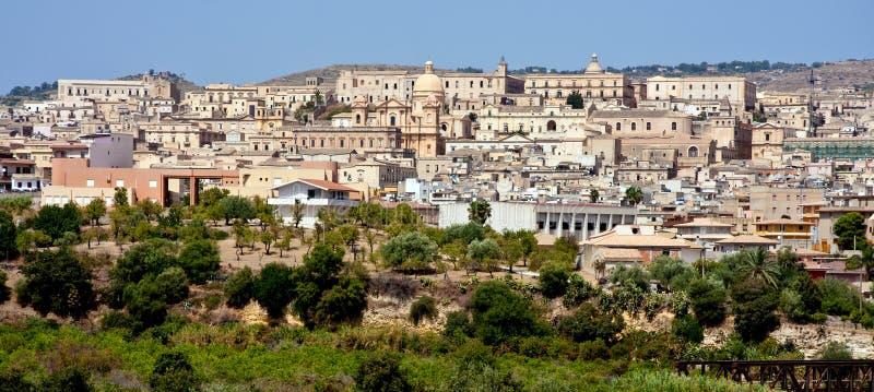 noto Сицилия стоковые фото
