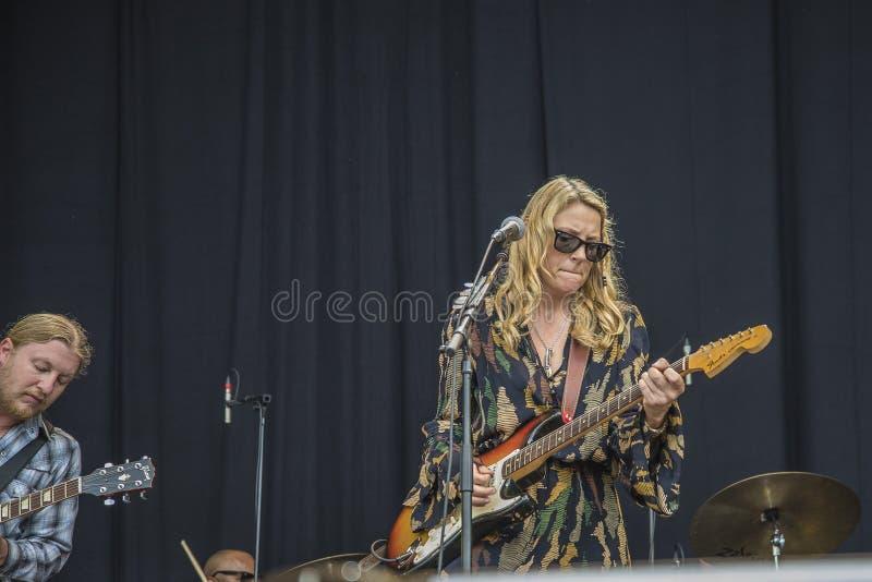 Download Notodden Blues Festival 2013, Tedeschi Trucks Band, Usa. Editorial Stock Photo - Image: 34366598