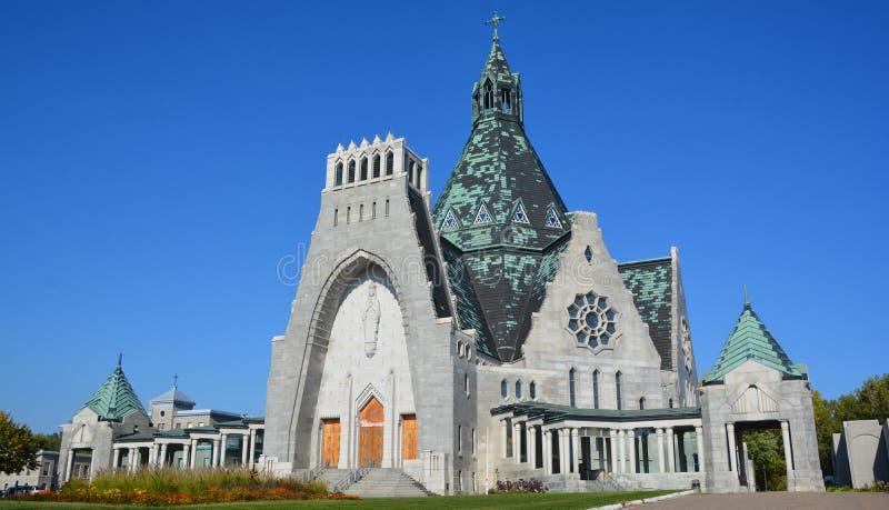 Notre贵妇人du盖帽大教堂的细节  库存图片