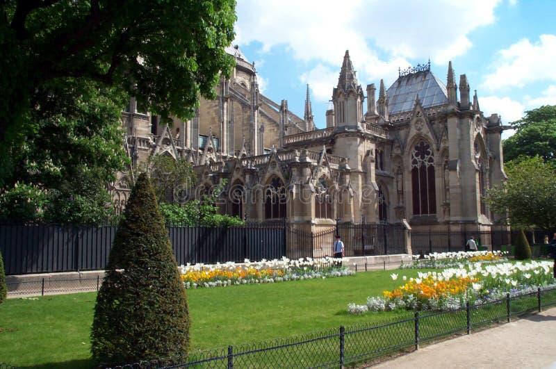 Notre Dame Photos stock