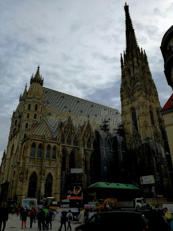 Notre Dame image libre de droits