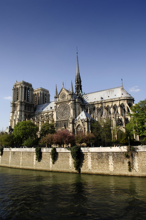 Notre Dame photo stock