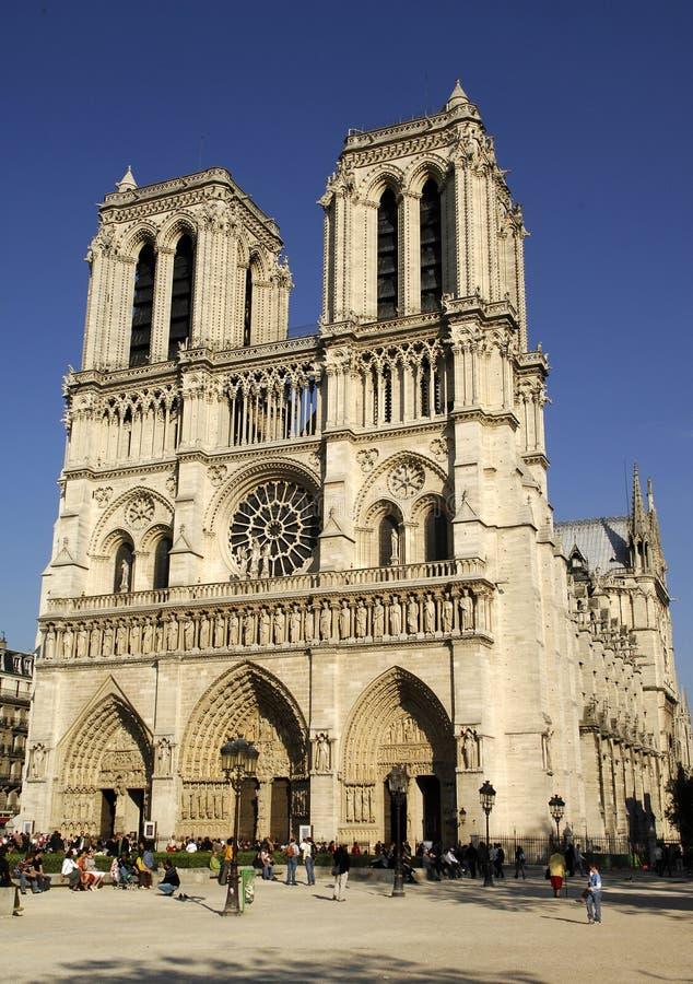 Notre Dame foto de archivo libre de regalías