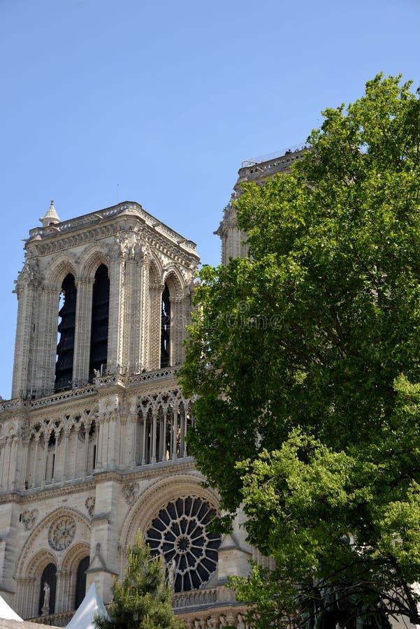 Download Notre Dame imagen de archivo. Imagen de crea, fachada - 41905551