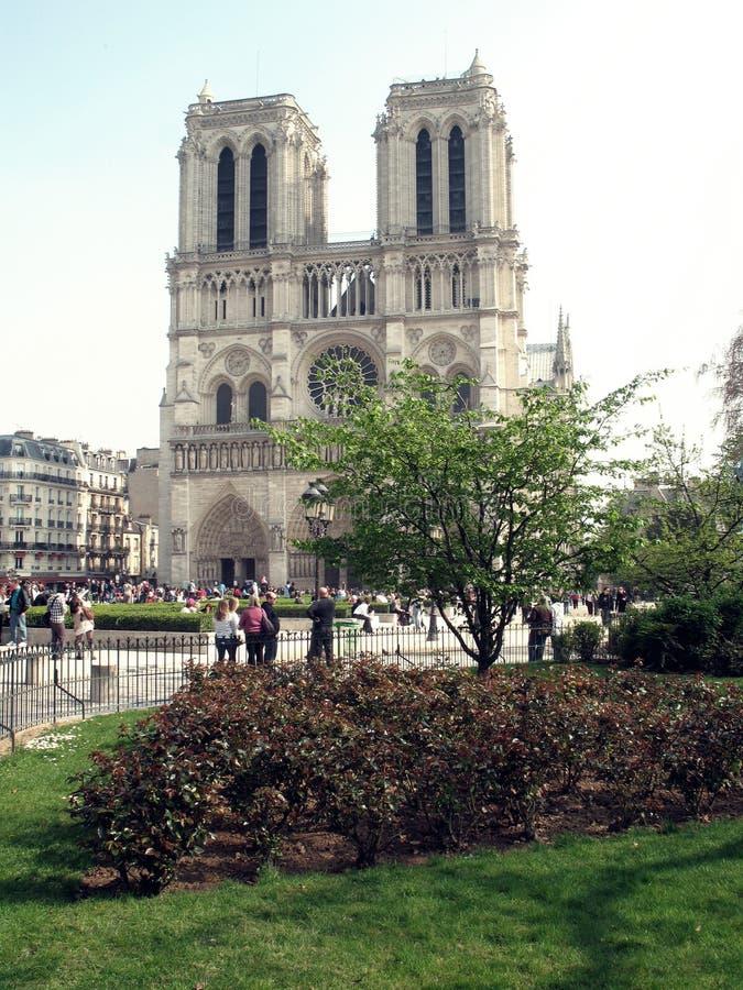 Notre Dame 库存照片