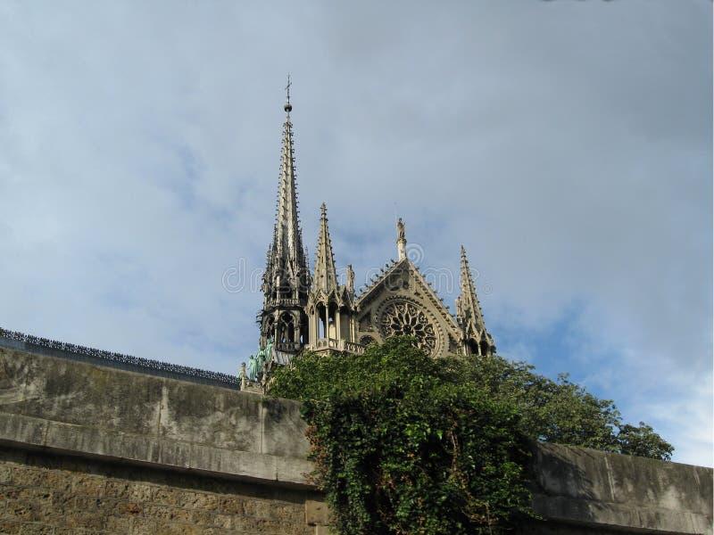 Notre-Dame obrazy royalty free