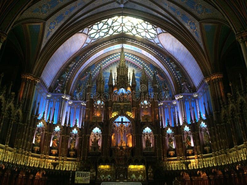 Notre Dame royalty-vrije stock foto
